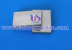 tungsten carbide flat