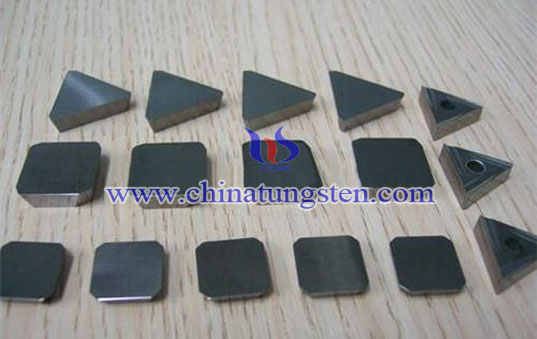 Tungsten Carbide Flat Cutting Tools Picture
