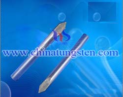 tungsten carbide flat drill